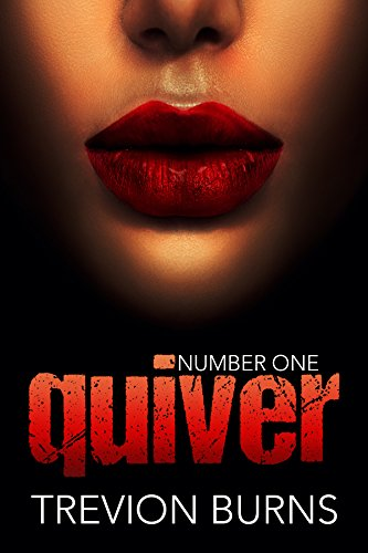 Cover Art for QUIVER by Trevion Burns