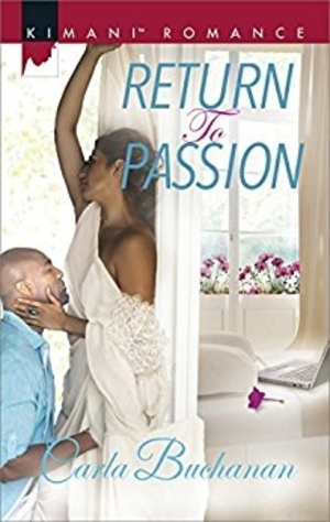 Cover Art for RETURN TO PASSION by Carla Buchanan