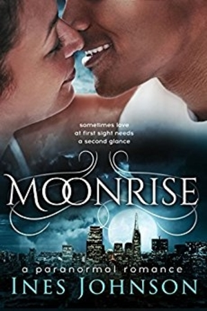 Cover Art for MOONRISE by Ines Johnson