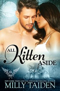 Cover Art for ALL KITTEN ASIDE by Milly Taiden