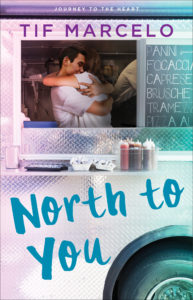 Cover Art for NORTH TO YOU by Tif Marcelo