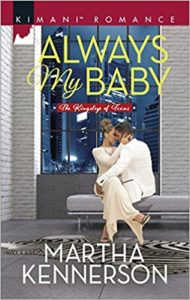Cover Art for Always My Baby by Martha Kennerson