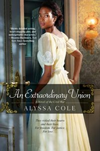 Cover Art for An Extraordinary Union by Alyssa Cole