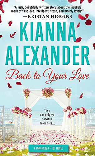 Cover Art for Back to Your Love by Kianna Alexander