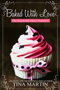 Cover Art for Baked With Love by Tina Martin