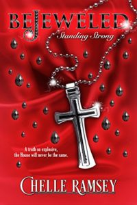 Cover Art for BeJeweled: Standing Strong by Chelle Ramsey