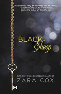 Cover Art for Black Sheep by Zara Cox