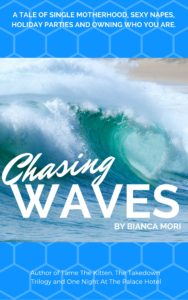 Cover Art for Chasing Waves by Bianca Mori
