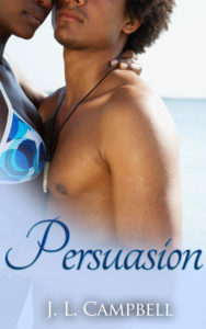 Cover Art for Persuasion by J.L. Campbell