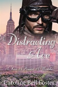 Cover Art for Distracting Ace by Caroline Bell Foster