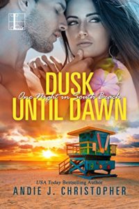 Cover Art for Dusk until Dawn by Andie Christopher
