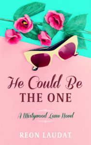 Cover Art for He Could Be the One by Reon Laudat