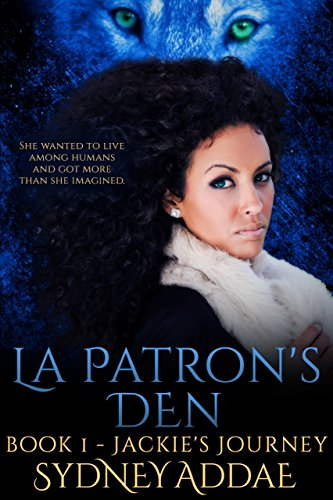 Cover Art for La Patron's Den by Sydney Addae