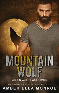 Cover Art for Mountain Wolf by Amber Ella Monroe
