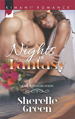 Cover Art for Nights of Fantasy by Sherelle Green
