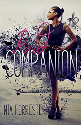 Cover Art for Paid Companion by Nia Forrester