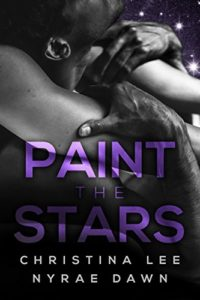 Cover Art for Paint the Stars by Christina Lee/ Narae Dawn