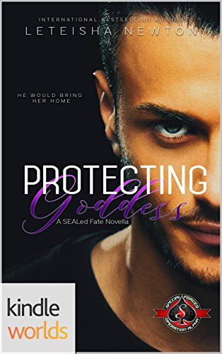 Cover Art for Protecting Goddess by LeTeisha  Newton