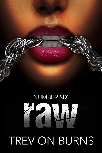 Cover Art for Raw by Trevion Burns