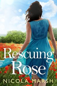 Cover Art for Rescuing Rose by Nicola Marsh
