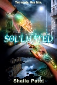 Cover Art for SOULMATED by Shaila Patel