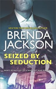 Cover Art for Seized by Seduction by Brenda Jackson