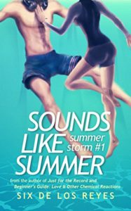 Cover Art for Sounds Like Summer by Six De Los Reyes