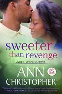 Cover Art for Sweeter Than Revenge by Ann Christopher