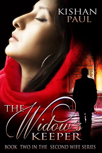 Cover Art for The Widow's Keeper by Kishan Paul