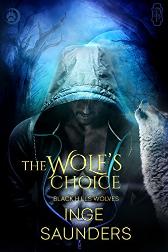 Cover Art for The Wolf's Choice by Inge Saunders