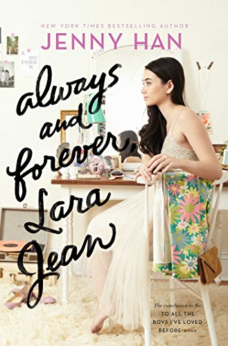 Cover Art for Always and Forever, Lara Jean by Jenny Han