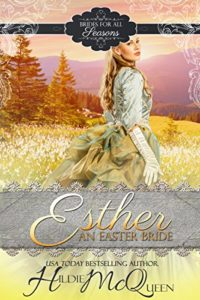 Cover Art for Esther, An Easter Bride by Hildie McQueen
