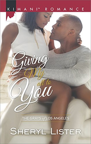 Cover Art for Giving My All to You by Sheryl Lister
