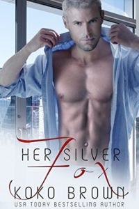 Cover Art for Her Silver Fox by Koko Brown