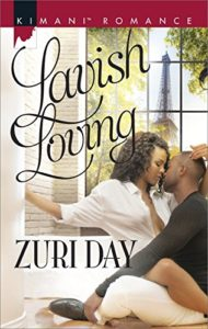 Cover Art for Lavish Loving by Zuri Day