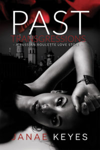 Cover Art for Past Transgressions by Janae Keyes
