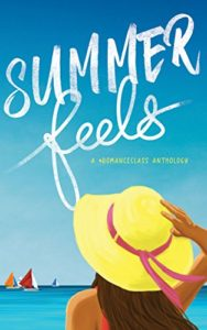 Cover Art for Summer Feels by Kate  Sebastian