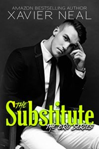 Cover Art for The Substitute by Xavier Neal