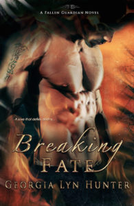 Cover Art for Breaking Fate by Georgia Lyn Hunter