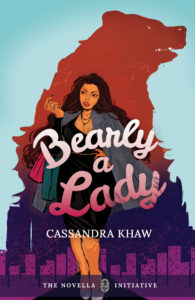 Cover Art for Bearly a Lady by Cassandra Khaw