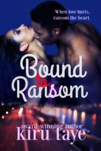 Cover Art for Bound to Ransom by Kiru Taye