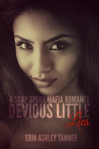 Cover Art for Devious Little Lies: A Soap Opera Romance by Erin Ashley Tanner