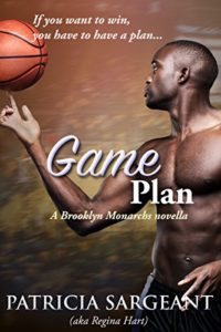 Cover Art for Game Plan by Patricia Sargeant