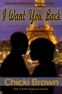 Cover Art for I Want You Back by Chicki Brown