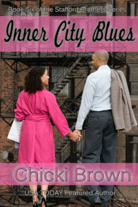 Cover Art for Inner City Blues by Chicki Brown