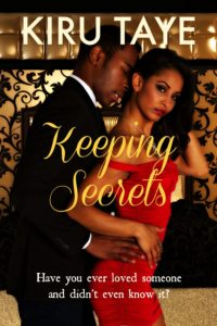 Cover Art for Keeping Secrets by Kiru Taye