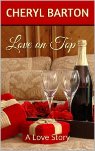 Cover Art for Love on Top by Cheryl Barton