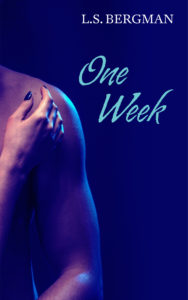 Cover Art for One Week by L.S. Bergman