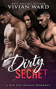 Cover Art for Our Dirty Secret by Vivian  Ward