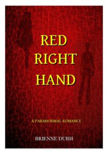Cover Art for Red Right Hand by Brienne Dubh